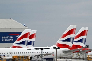 Faturamento da IAG (British Airways e Iberia) cai 83% no 3º trimestre pela pandemia